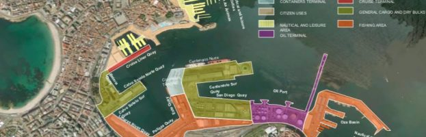 Spanish Docker Struck & Killed By Falling Cargo  [A Coruña, Galicia (España) – 06 August 2018]
